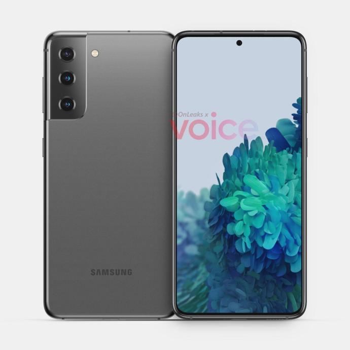 Samsung Galaxy S30 Render