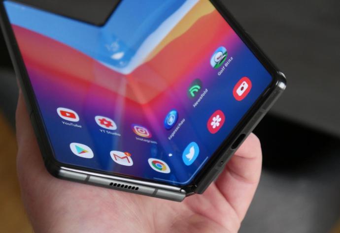 Samsung Galaxy Z Fold 2 Apps