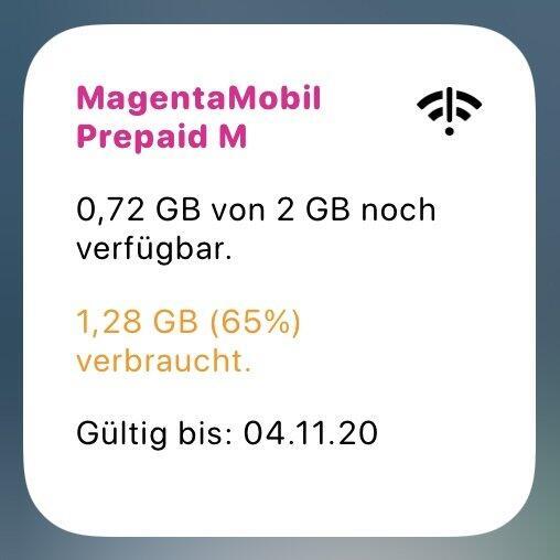 Telekom Widget Ios 14 1
