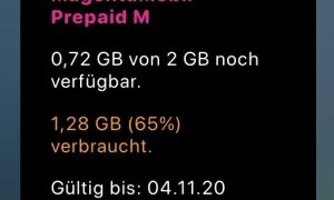 Telekom Widget Ios 14 2