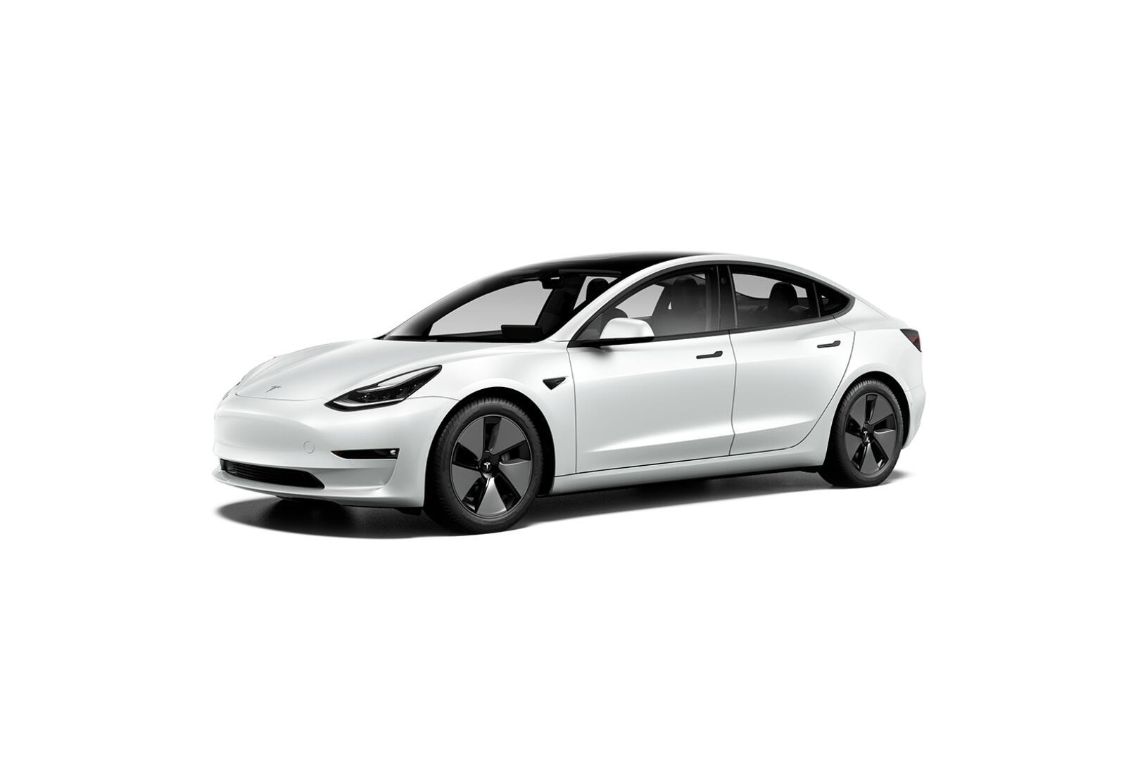 Tesla Model 3 2021 Weiss