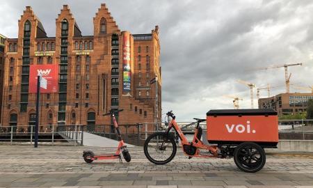 Voi E Bike Cargo