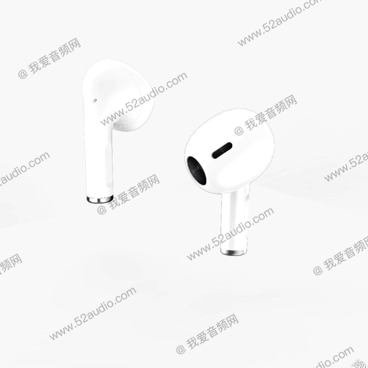 Airpods 3 Render