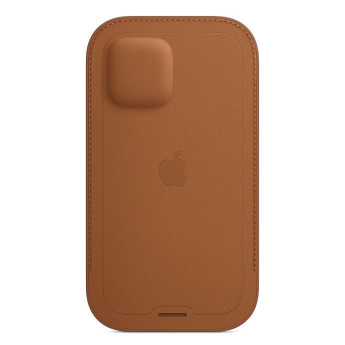 Apple Iphone 12 Leder Case Back