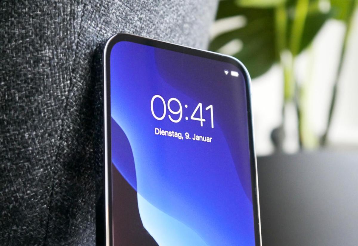 Apple Iphone Ohne Notch Header