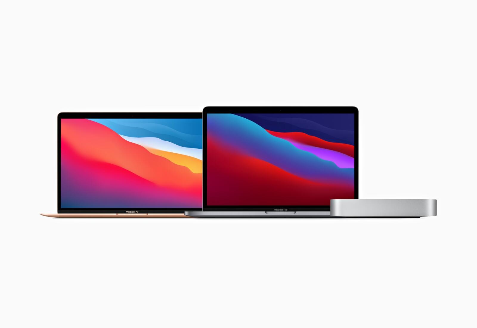Apple Mac Macbook Header
