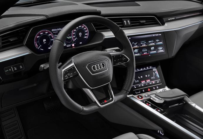 Audi Etron Lenkrad Neu
