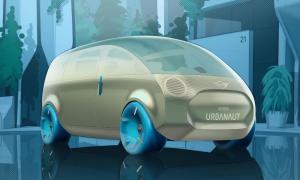 Bmw Mini Urbanaut Konzept