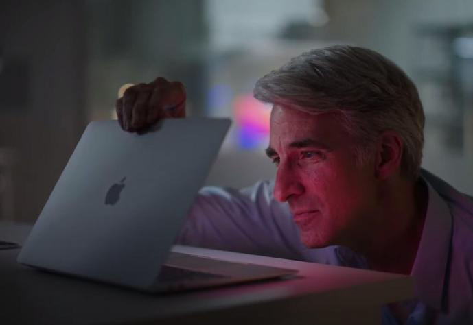 Craig Federighi Apple Header