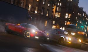 Forza Horizon Nacht