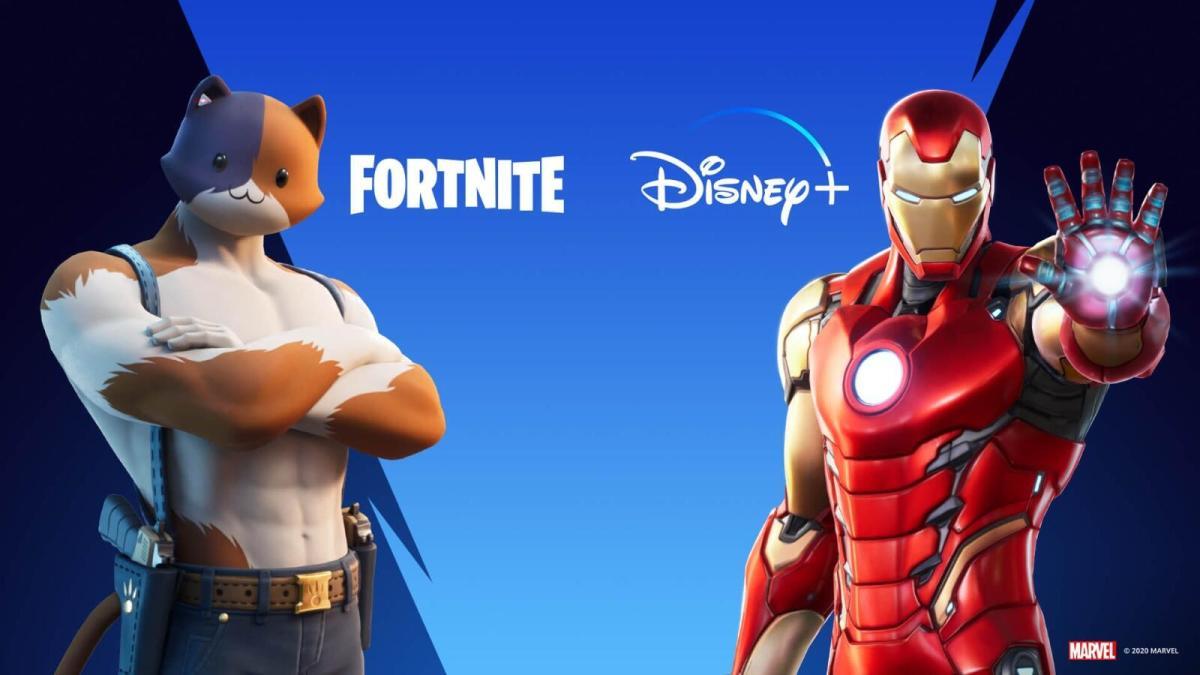 Fotnite Disney