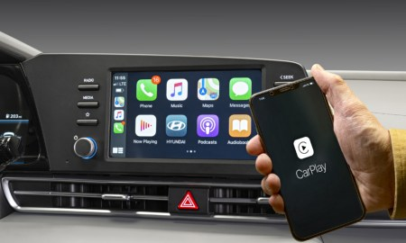 Hyundai Apple Carplay