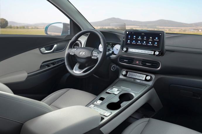 Hyundai Kona Elektro 2021 Bild2
