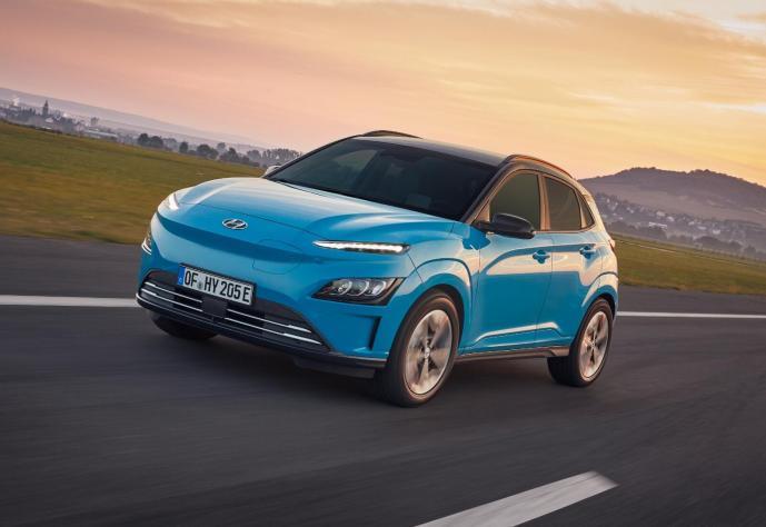 Hyundai Kona Elektro 2021 Header