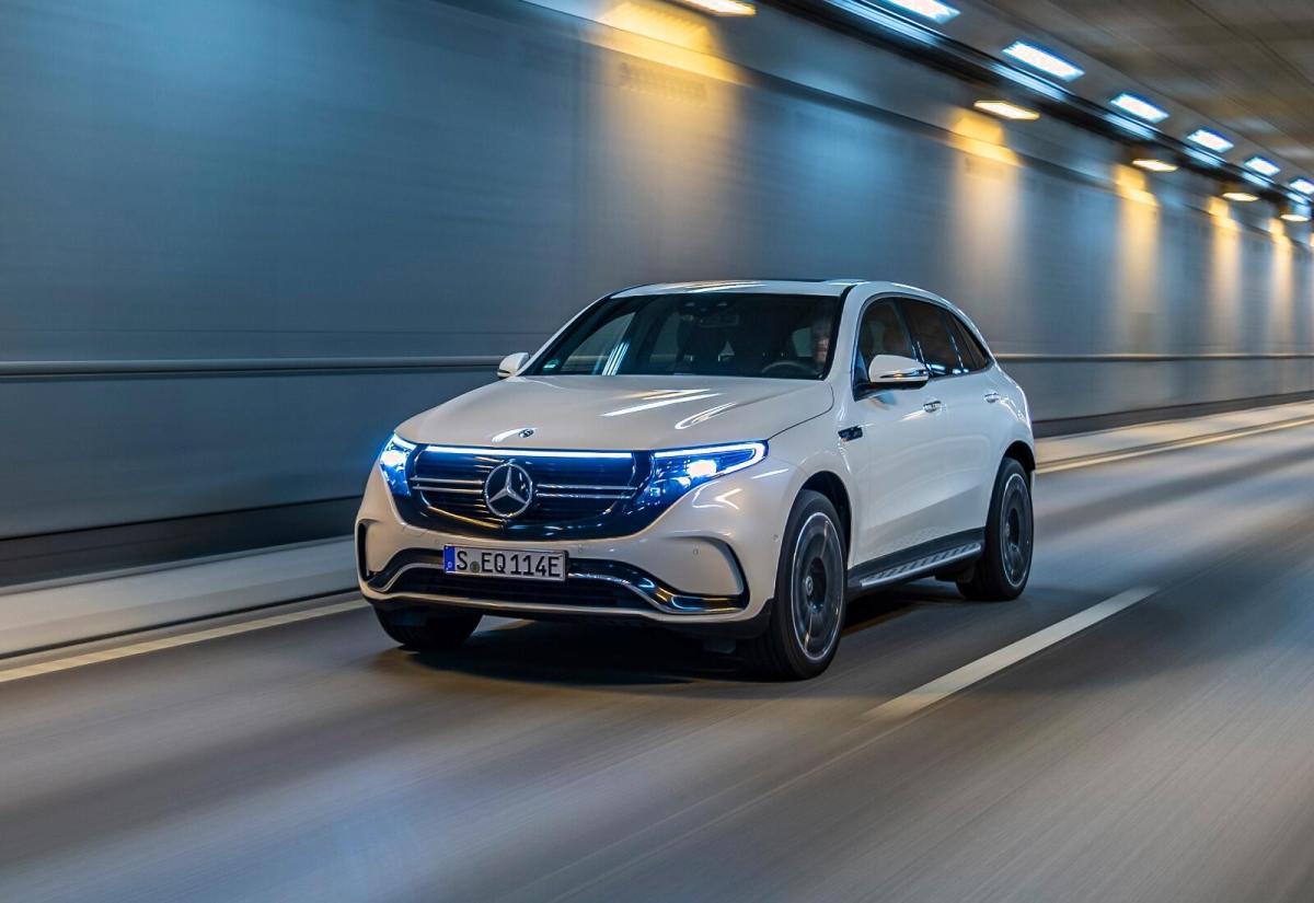 Mercedes Benz Ecq Header