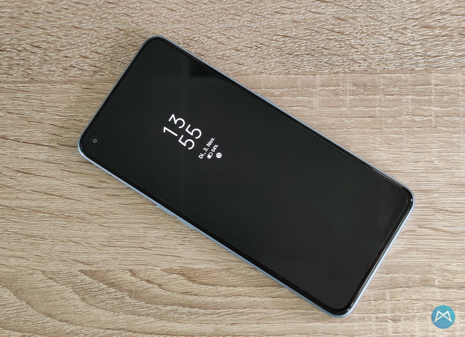 Realme 7 Pro Amoled Always On Display