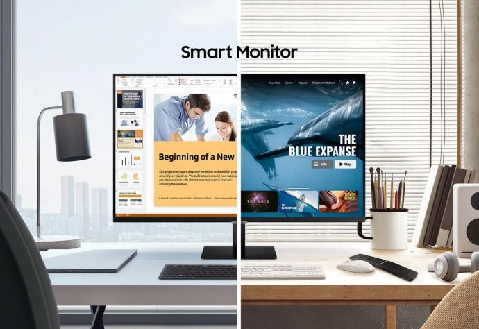 Samsung Smart Monitor