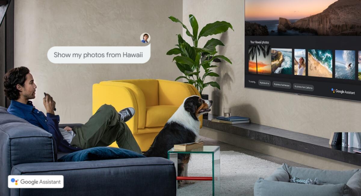 Samsung Tv Google Assistant