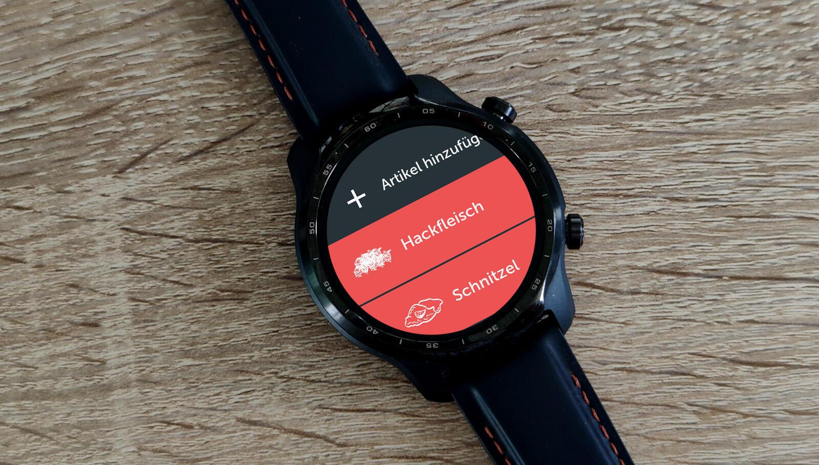 Ticwatch Pro 3 Bring