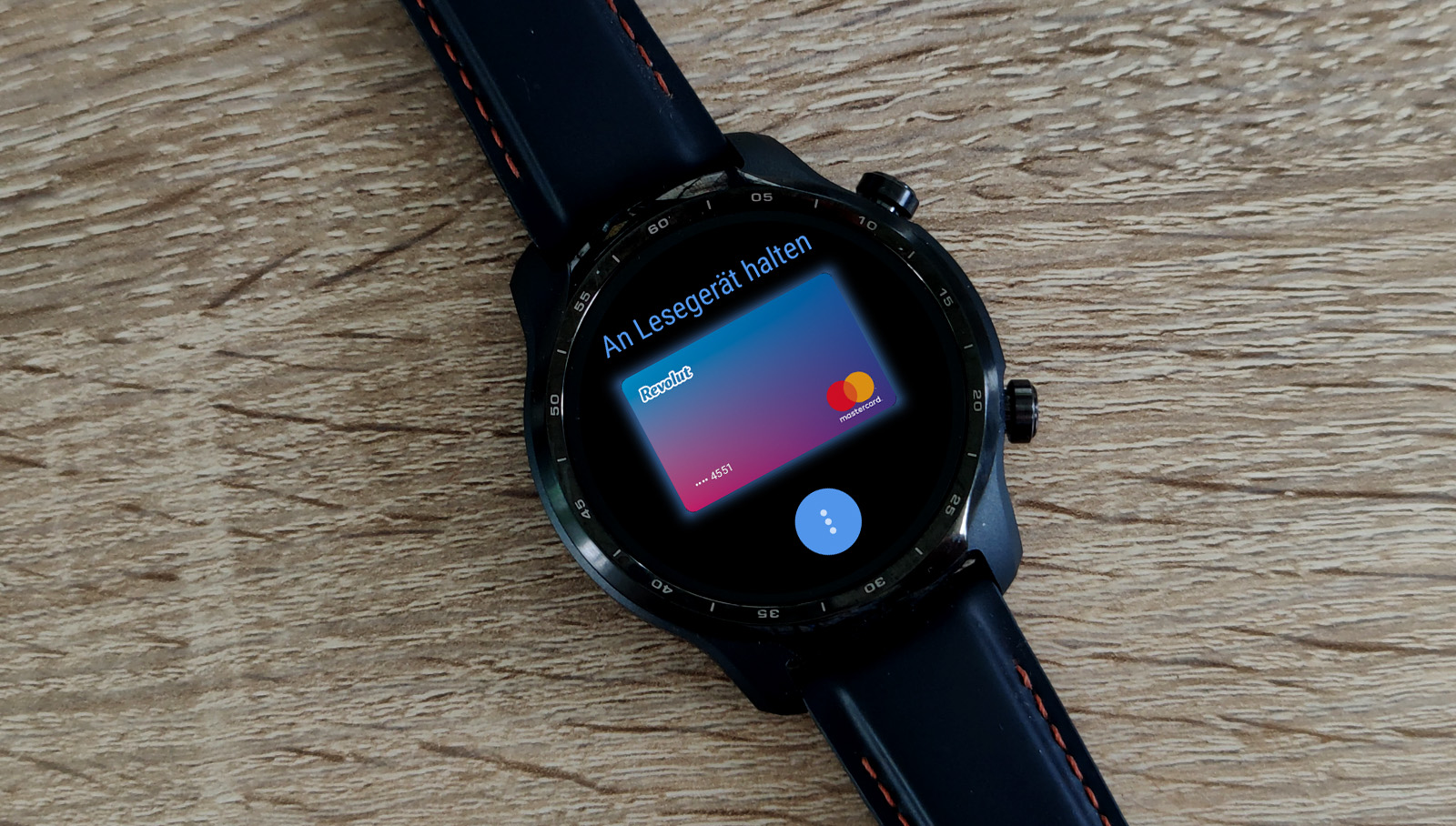 Ticwatch Pro 3 Revolut