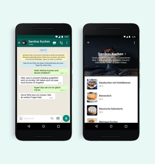 Whatsapp Shopping Button