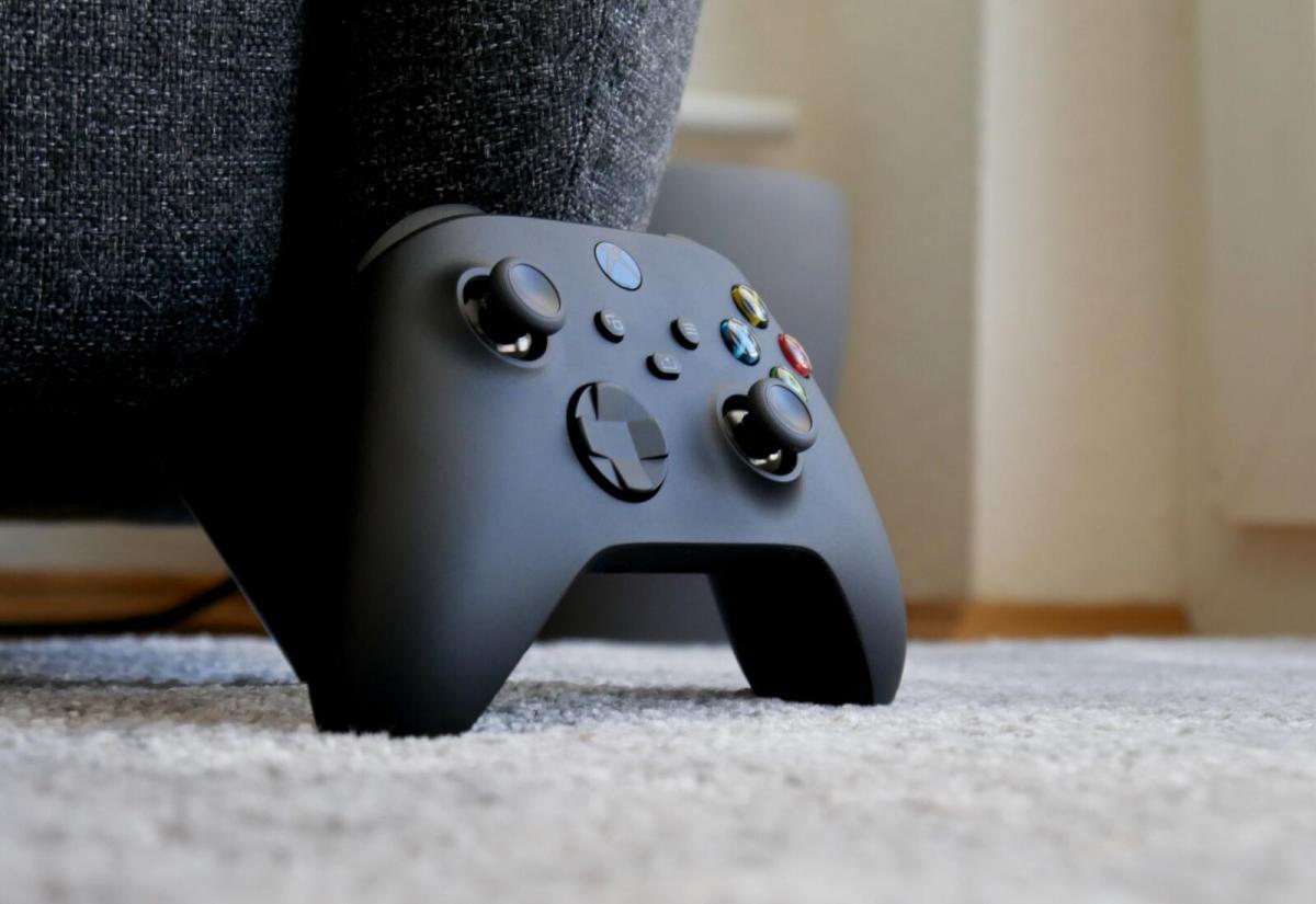 Xbox Series X Controller1