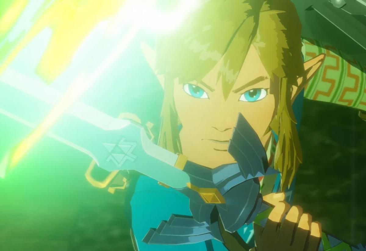 Zelda Link Header