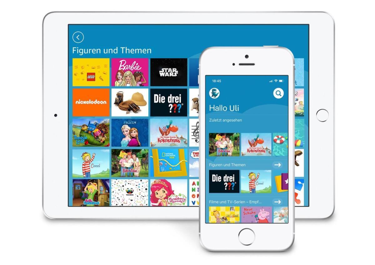 Amazon Kids Plus Ios