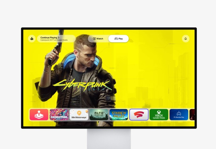 Apple Tv Pro Konzept