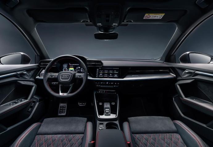 Audi A3 Sportback 45 Tfsi E Innen