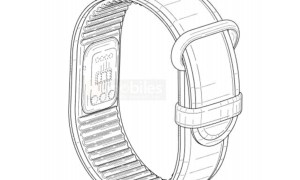 Google Tracker Band Patent