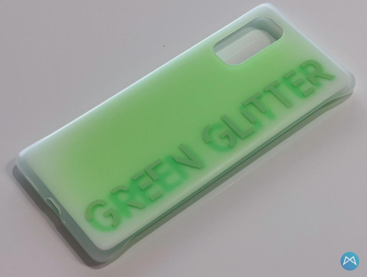 Oppo Reno4 Pro 5g Green Glitter (2)