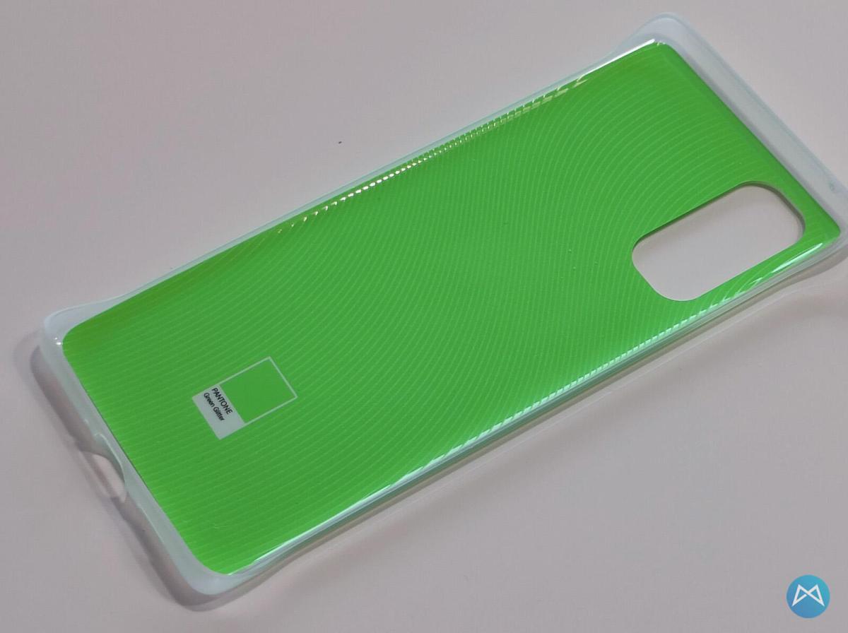 Oppo Reno4 Pro 5g Green Glitter (6)