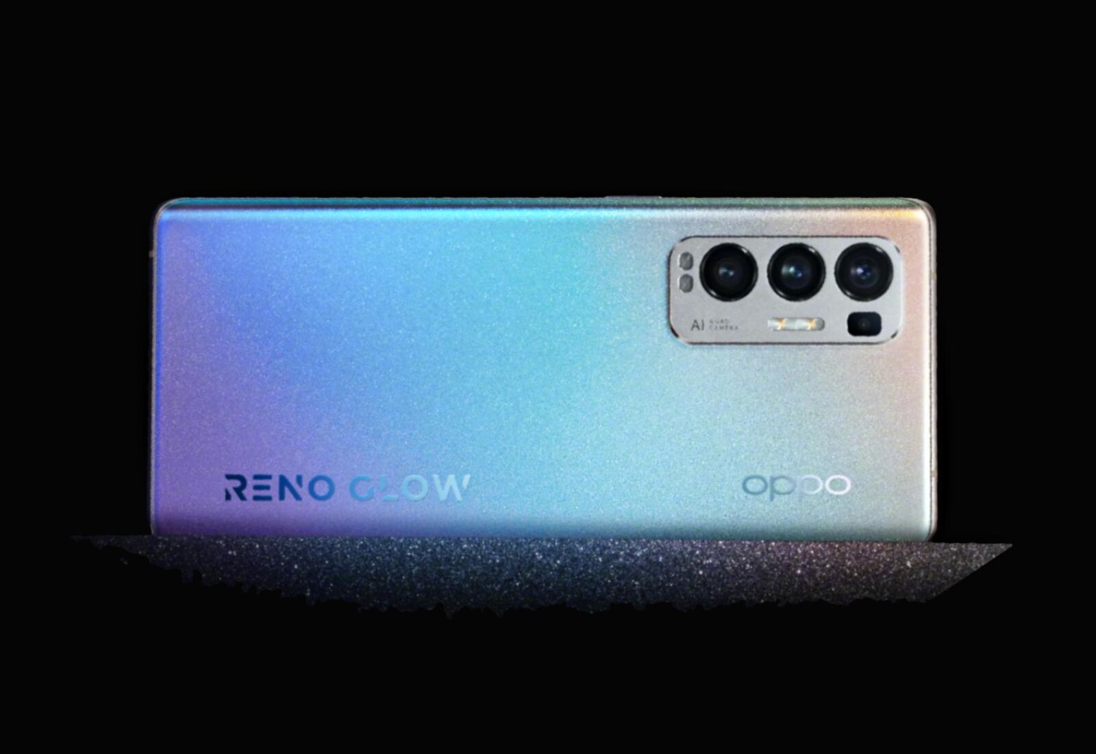 Oppo Reno5 Pro Plus Header