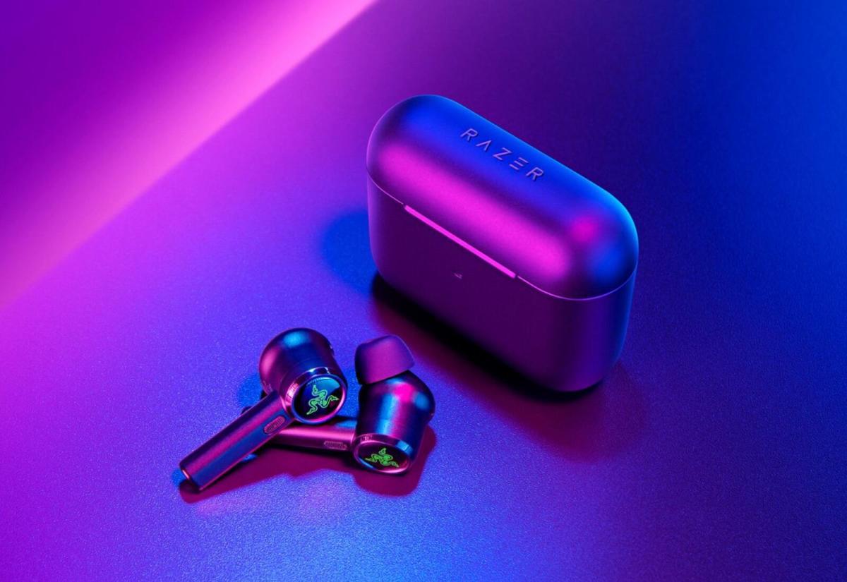 Razer Hammerhead True Wireless Pro Header