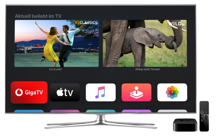 Vodafone Gigatv Apple Tv 4k