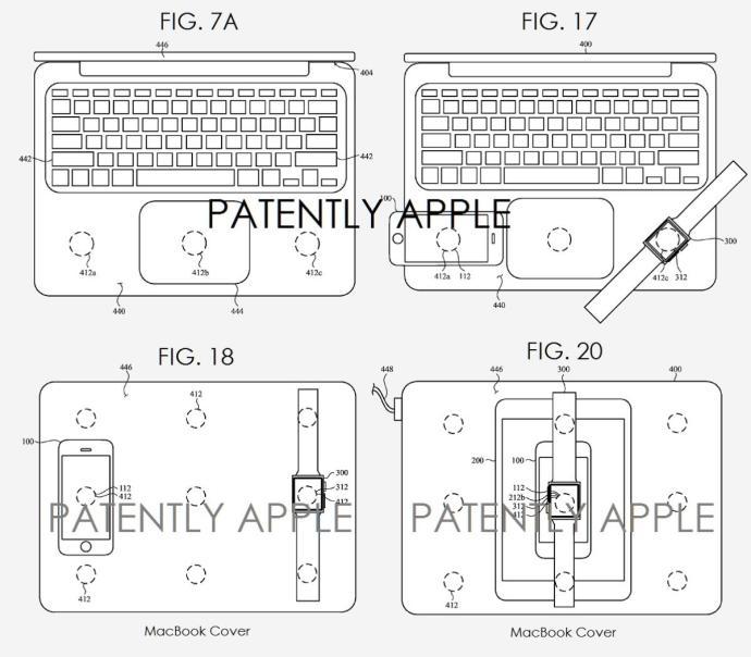 Apple Patent Macbook Ipad Kabellos