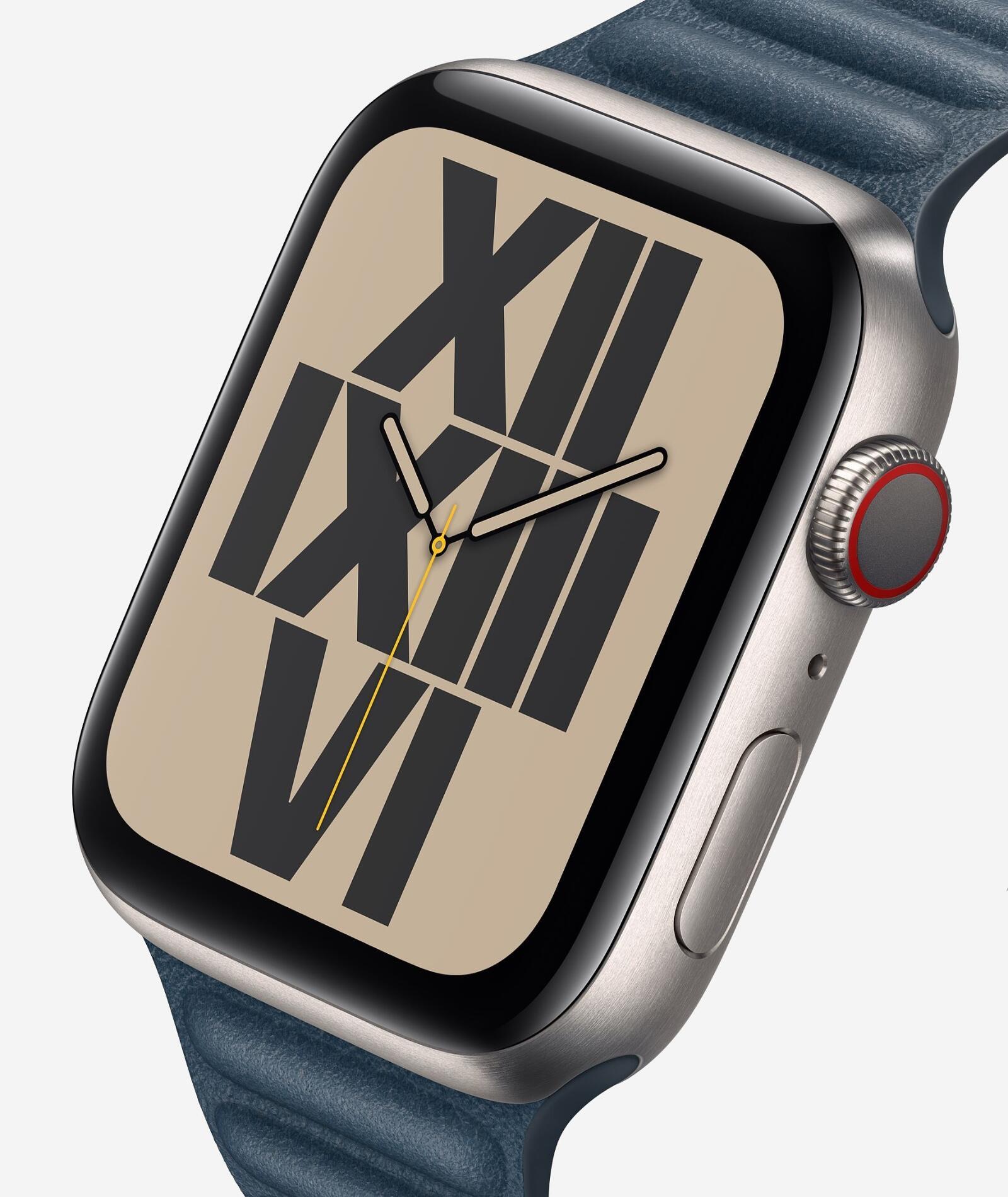 Apple Watch Series 6 Edition Titan