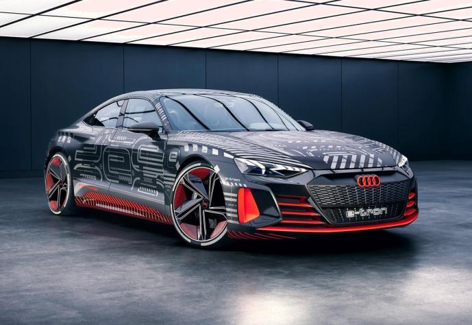 Audi Etron Gt Header
