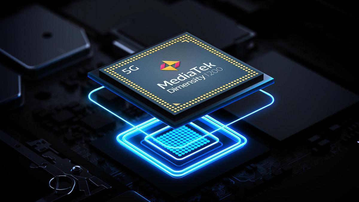 Realme setzt auf den Dimensity-1200-Chipsatz von MediaTek