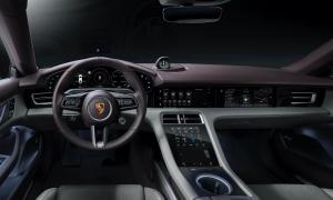 Porsche Taycan Innen