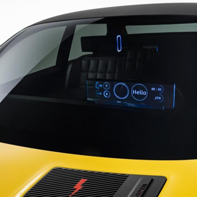 Renault 5 Prototyp Innen