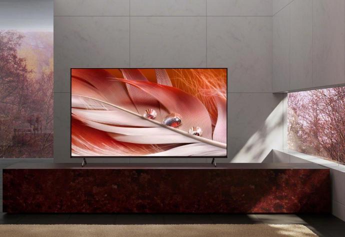 Sony X90j Led Tv Header