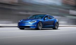 Tesla Model S 2021 Header