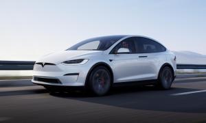 Tesla Model X 2021 Header