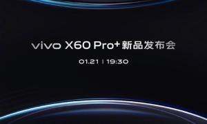 Vivo X60 Pro Plus Datum