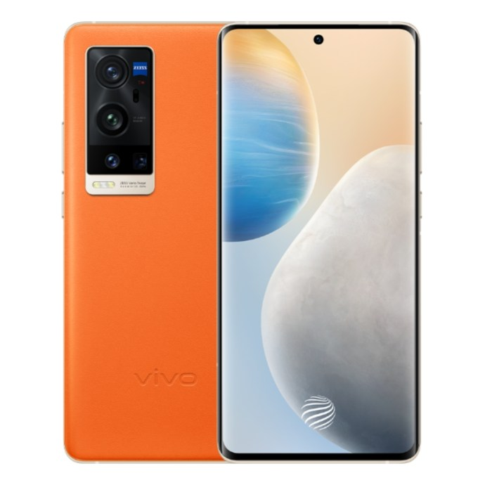 Vivo X60 Pro Plus Orange
