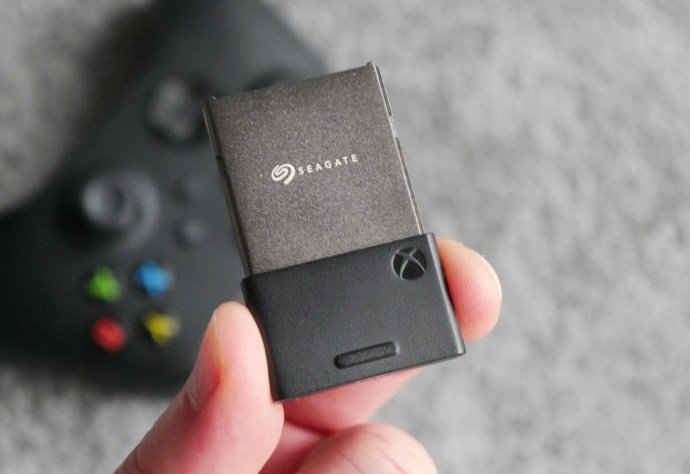 Xbox Series X Seagate Ssd