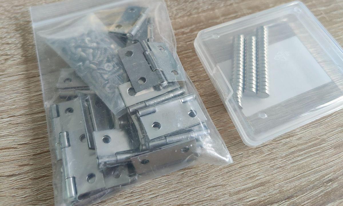 Ac Box Scharnier Magnete