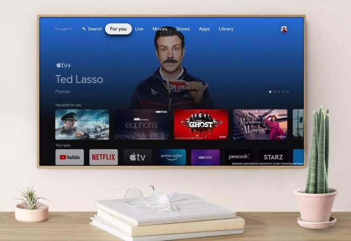Apple Google Tv Header